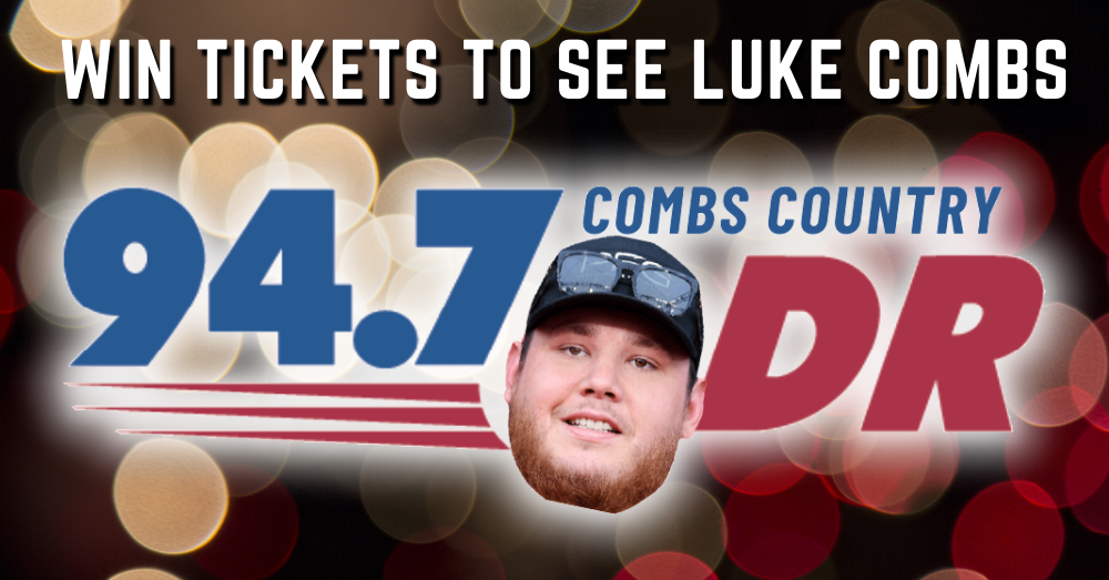 94.7 LUKE-D-R, YOUR HOME FOR COMBS COUNTRY!
