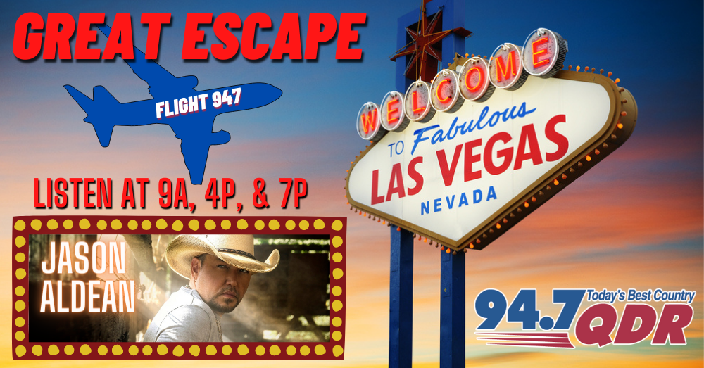 QDR Great Escape To See Jason Aldean in Vegas