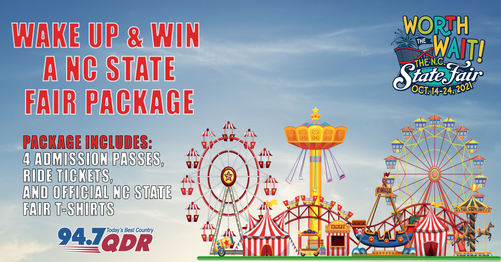 Win a North Carolina State Fair Ticket Package