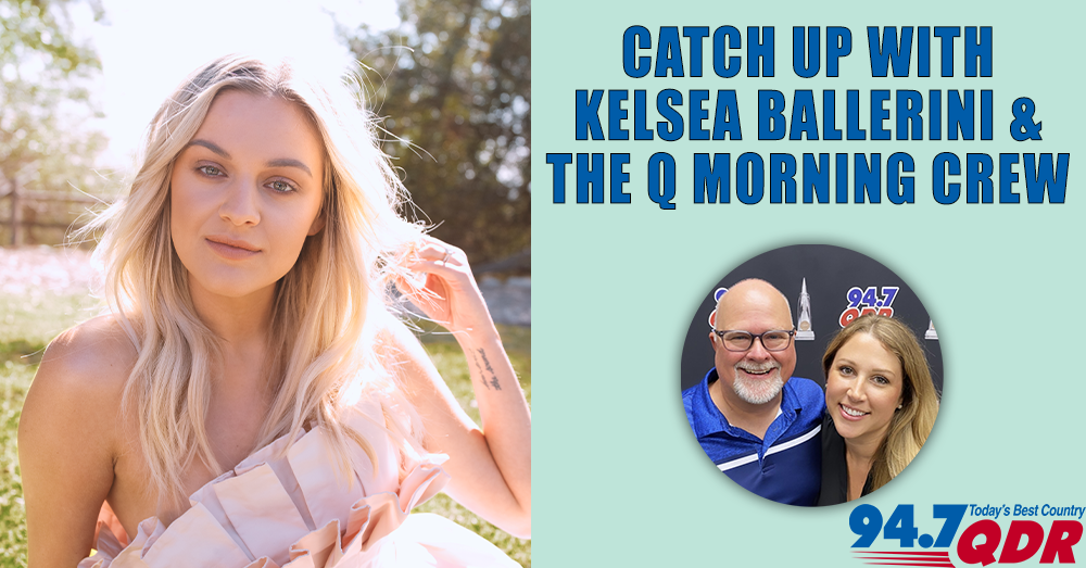 Mike and Amanda Catch Up with Kelsea Ballerini
