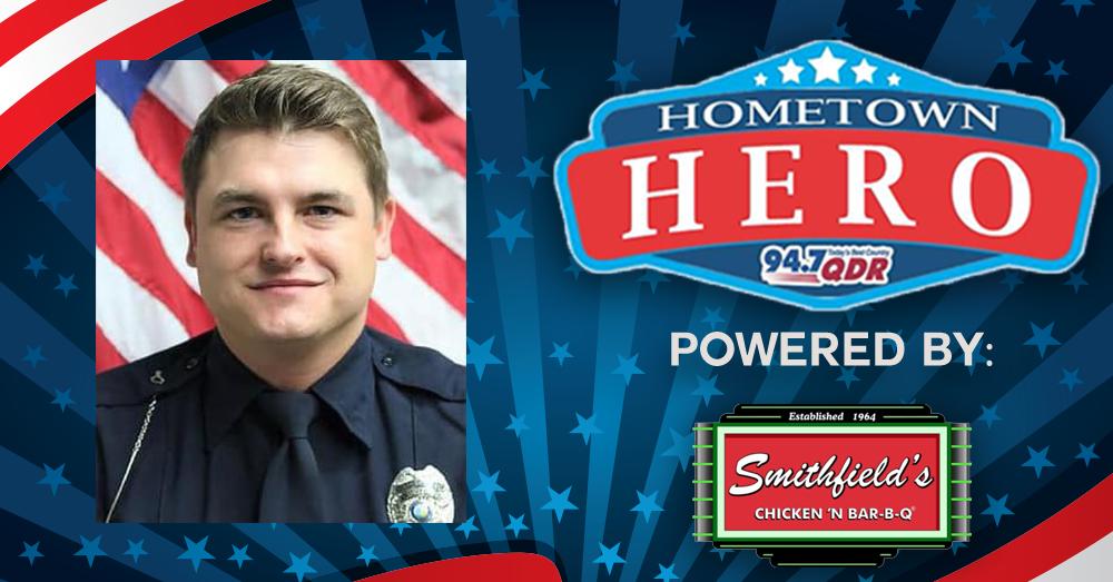 QDR Hometown Hero of the Week: Ryan Hayworth