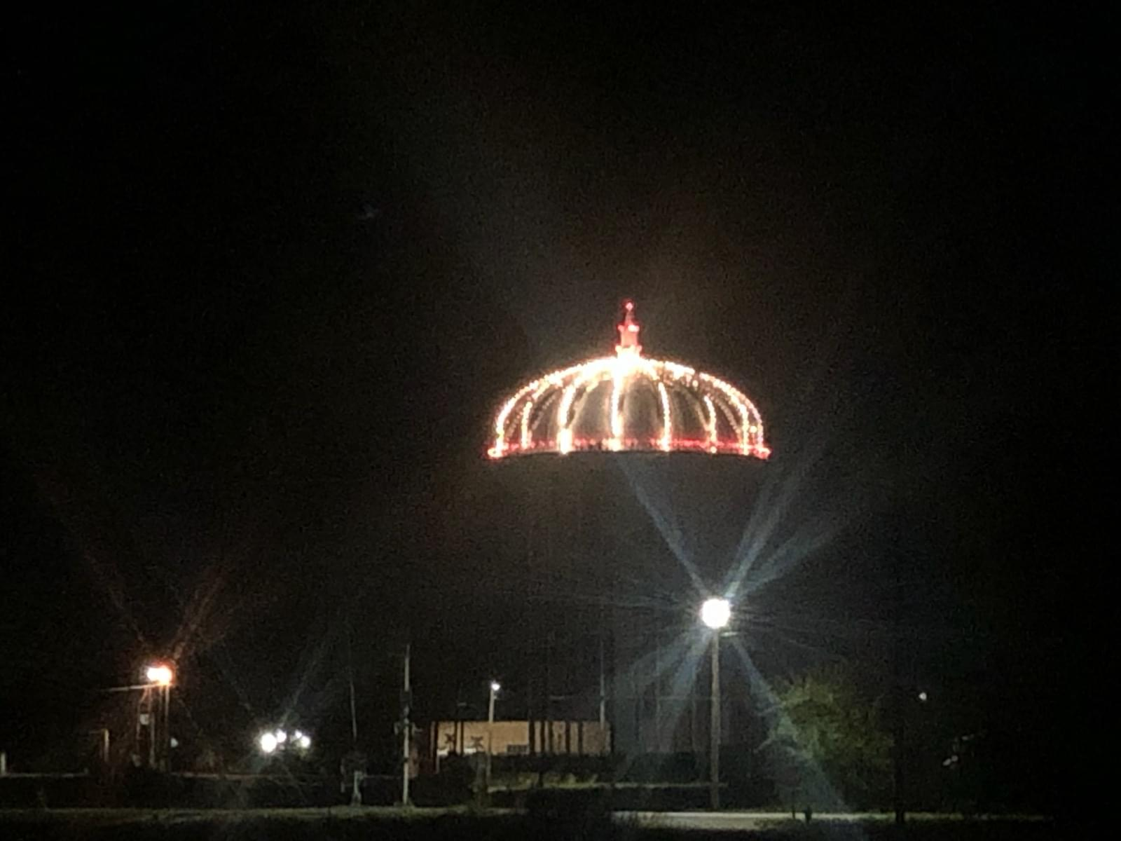 Goldsboro To Light Water Tower During COVID-19 Emergency