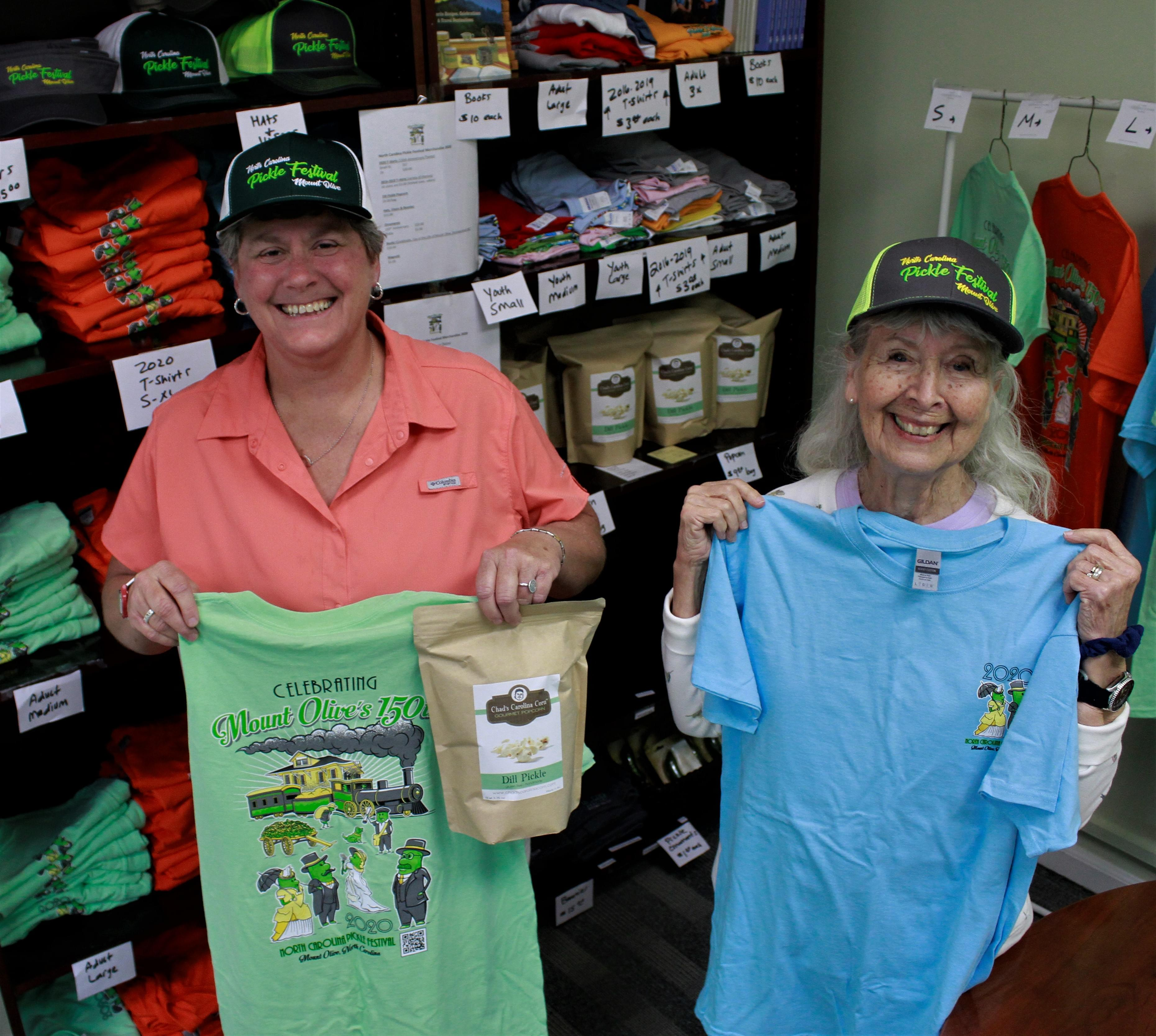 Pickle Fest Memorabilia Still Available At Chamber Office