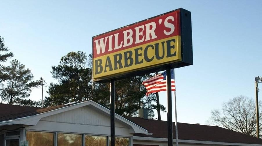 Wilber's Barbecue Previews Opening Menu