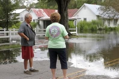 HUD Approves N.C. Plan For Spending Hurricane Florence Recovery Funds