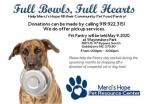 Full Bowls, Full Hearts: Pet Food Pantry