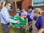 WCPS Recognizes School Lunch Heroes