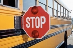 Watch For School Buses As Students Head Back To Class