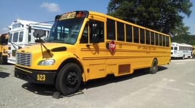 WCPS Works To Address Bus Driver Shortage