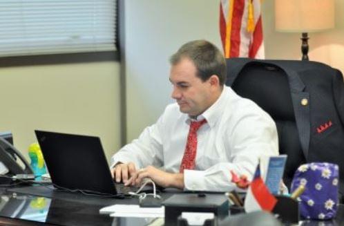 Rep. Bell Re-Elected N.C. House Majority Leader