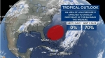 Potential Tropical System Forming In Atlantic