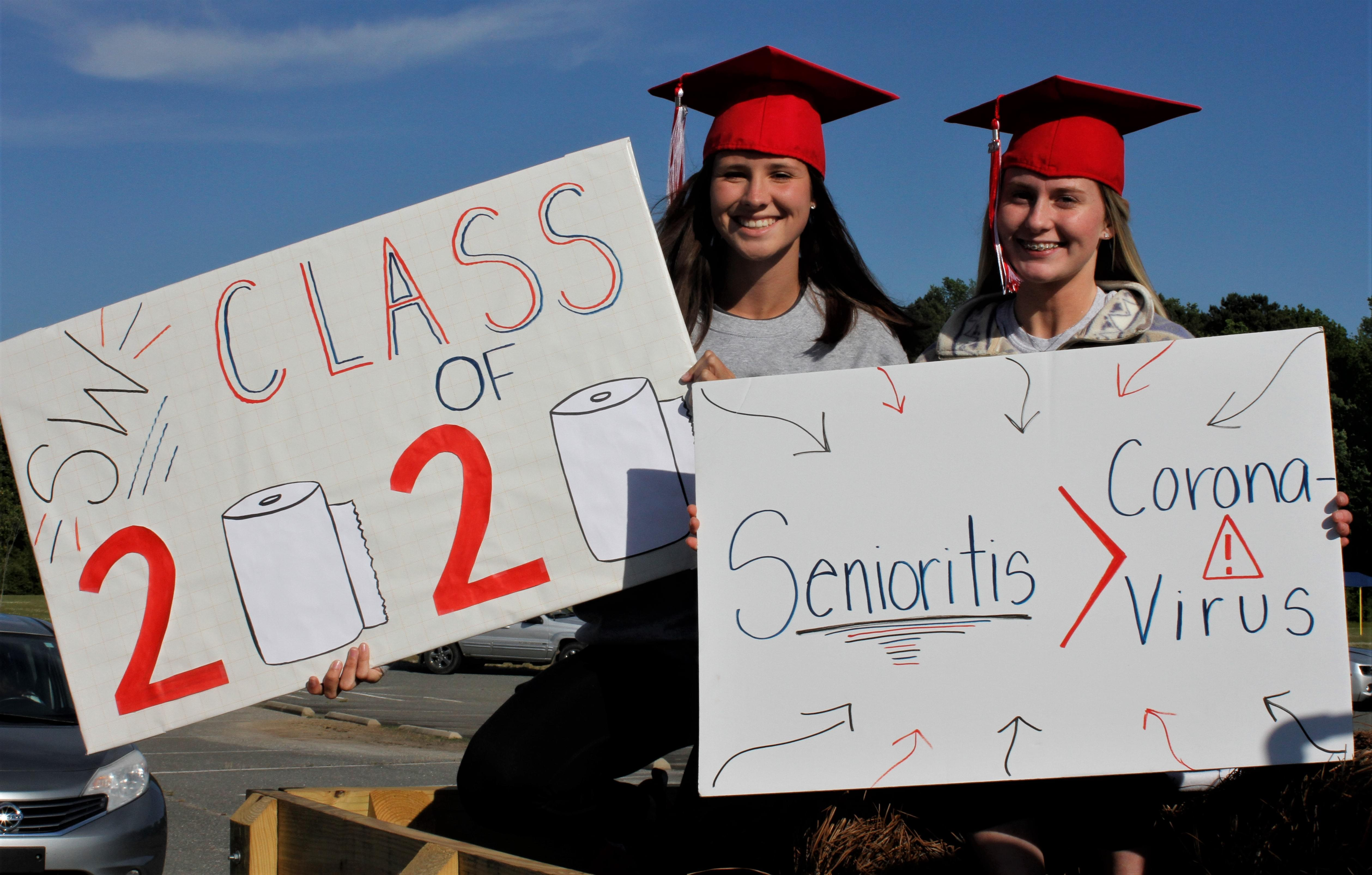 WCPS To Hold In-Person, On-Field Graduation Ceremonies