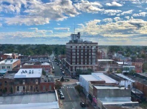 Walnut Street Closure In Downtown Goldsboro Begins Tuesday