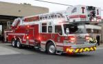 Firefighters Rescue Two People From Argo Street Blaze