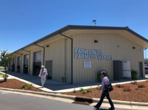 Farm Credit Farmers Market Holds Fall Fest On Saturday