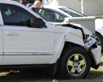 Vehicles Collide On Highway 13 South (PHOTOS)