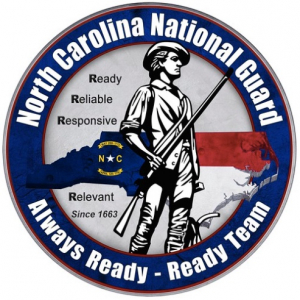 The N.C. National Guard Mobilized For Vaccine Support
