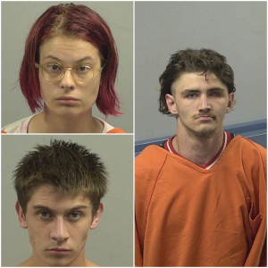 GPD: Suspects Tried To Flee Onto Base, Found With Meth