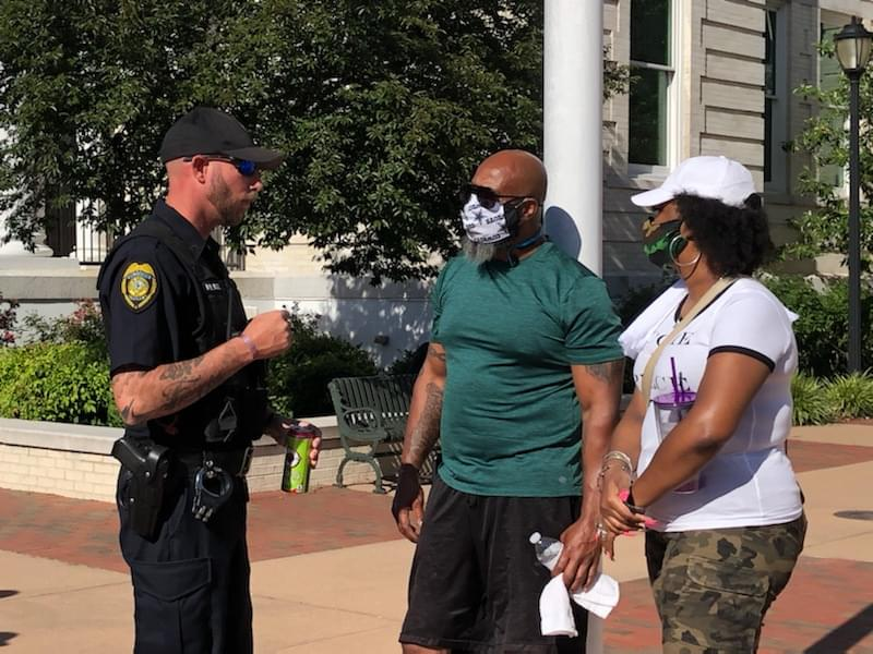 GPD Works To Maintain, Improve Community Relationships