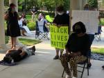 Goldsboro Prayer Vigil Honors Life Of George Floyd (PHOTO GALLERY)