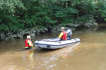 WATER RESCUE: 1 Missing Kayaker Found, 1 Still Missing (PHOTO GALLERY)