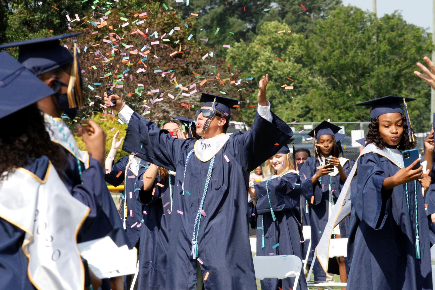 Eastern Wayne H.S. Graduation (PHOTO GALLERY)