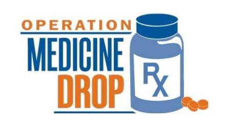 Old Meds Destroyed As Part Of Operation Medicine Drop
