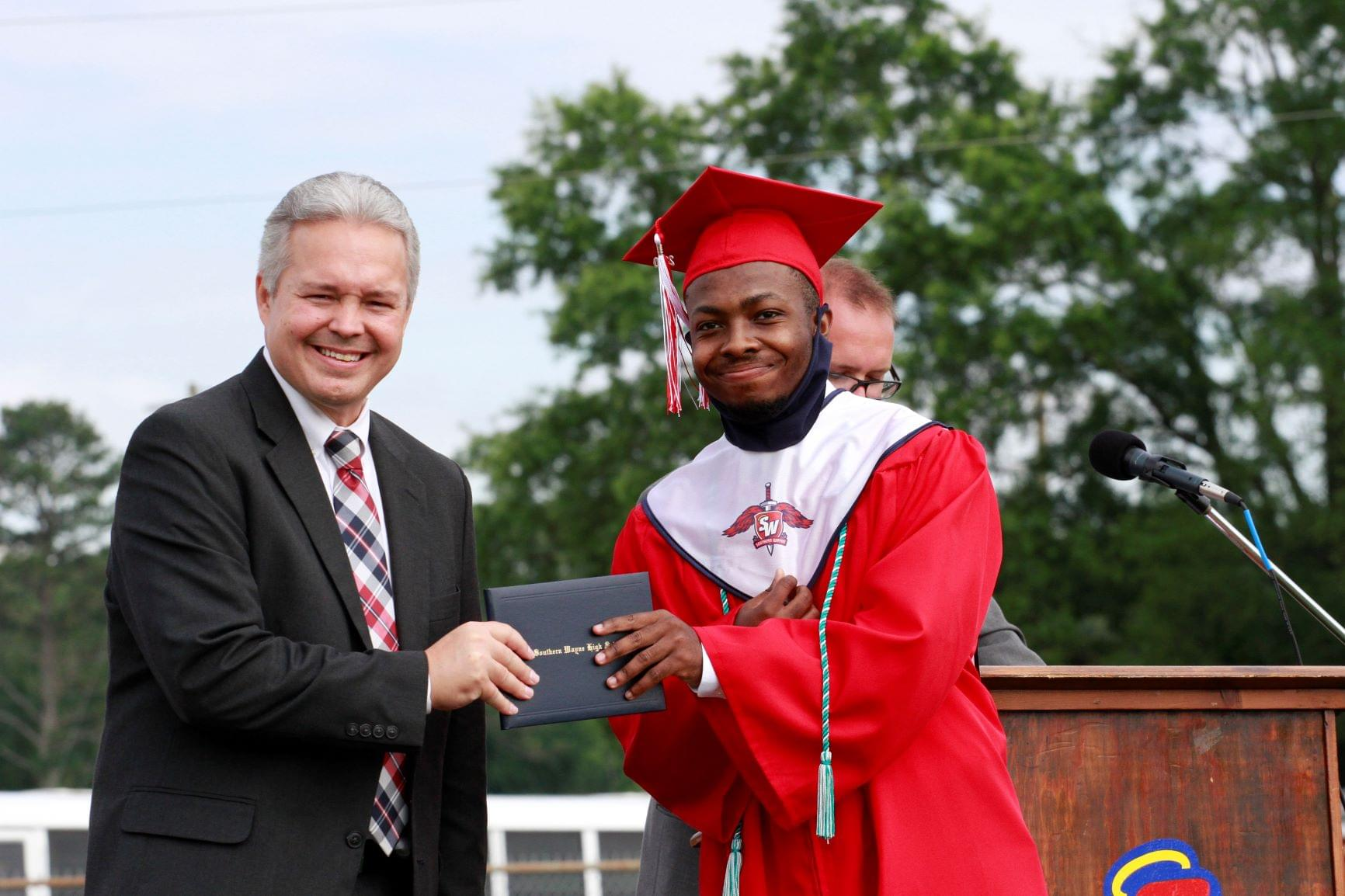 Southern Wayne High School Graduation (PHOTO GALLERY)