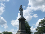 Lenoir County Confederate Monument Relocated, Goldsboro's Remains