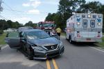 Vehicles Collide Near Mar-Mac (PHOTOS)