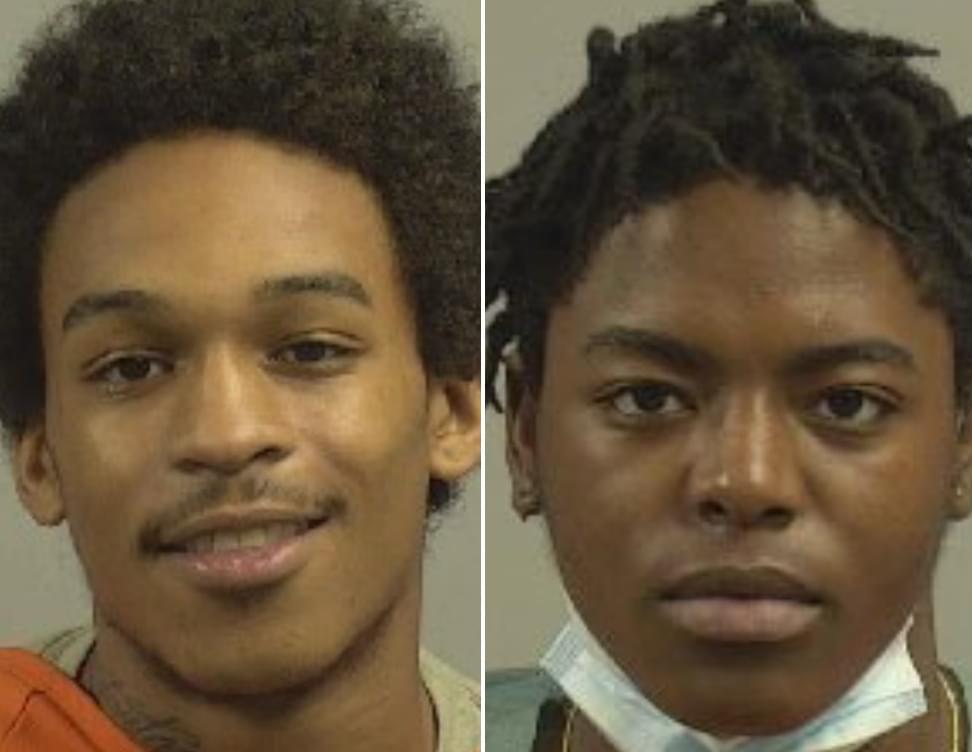 2 Suspects Found With Stolen Handgun Following Shooting