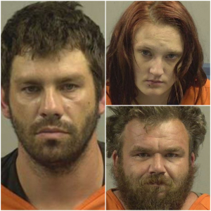 WCSO: Suspects Arrested After Fleeing Traffic Stop