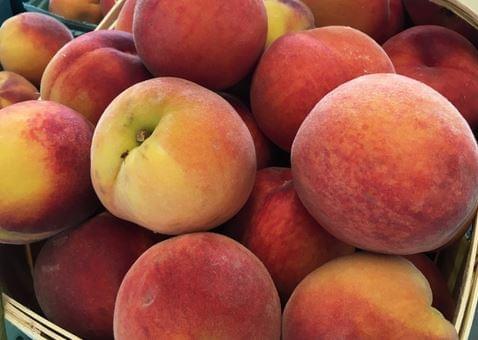 Peaches Are in Season