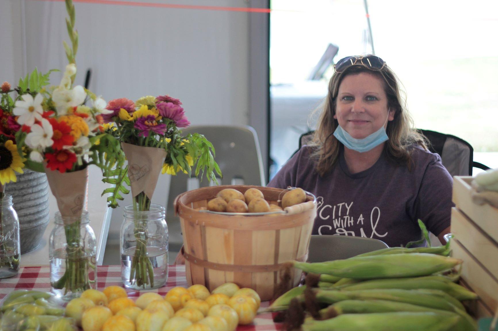 Farmers Market Season Heats Up (PHOTO GALLERY)