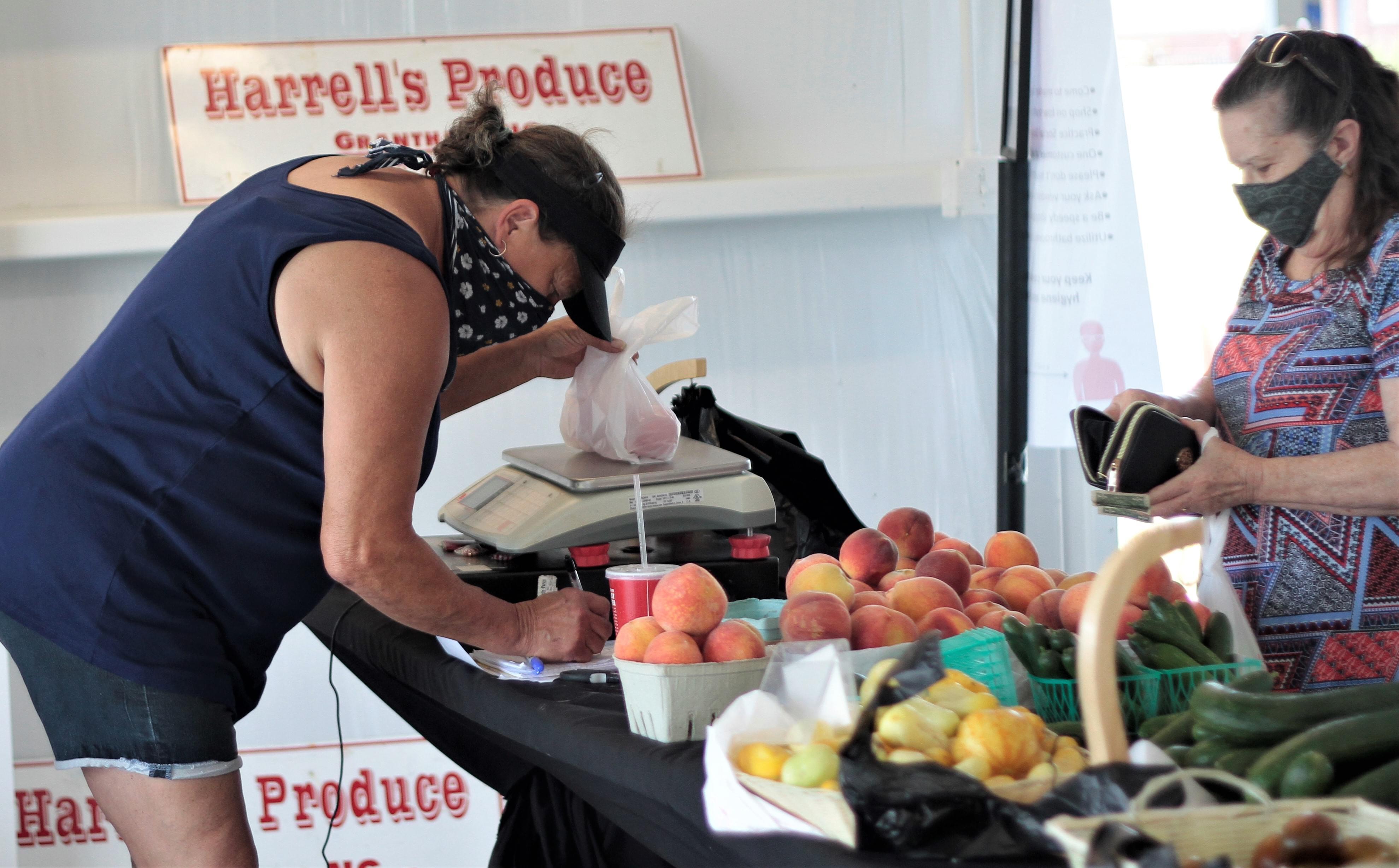 Farm Credit Farmers Market Opens For 2021 Season Today