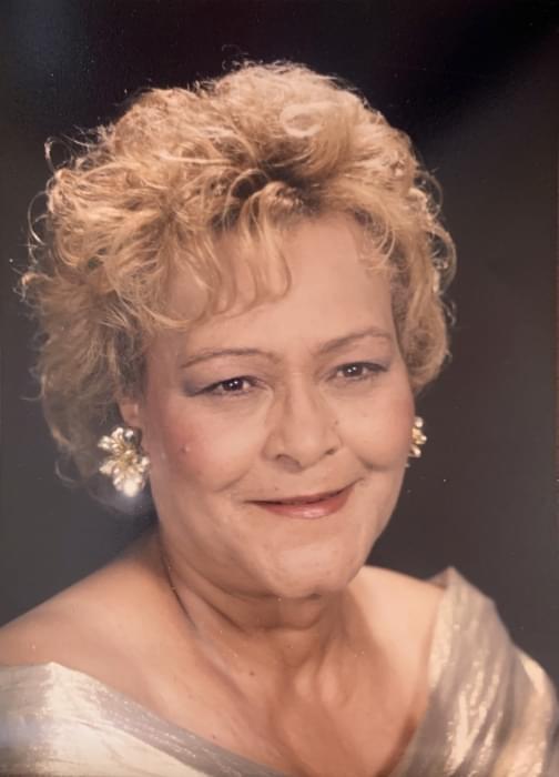 Geraldine Durham