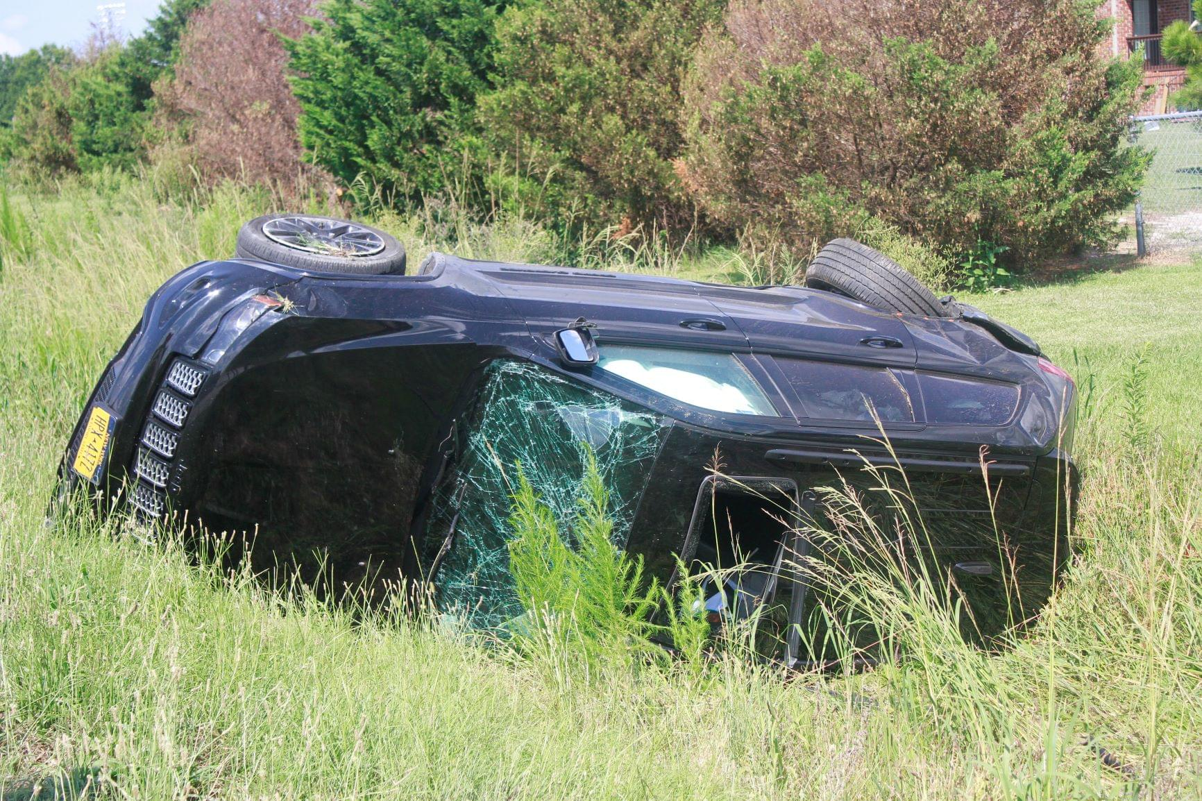 Vehicles Collide In Mount Olive (PHOTOS)