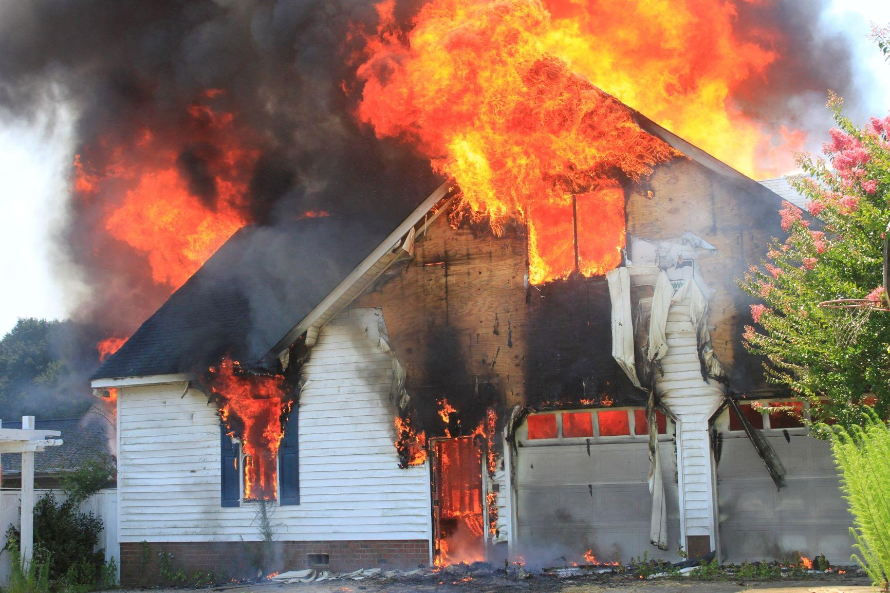 Don't Let A Home Fire Disrupt Your Holidays