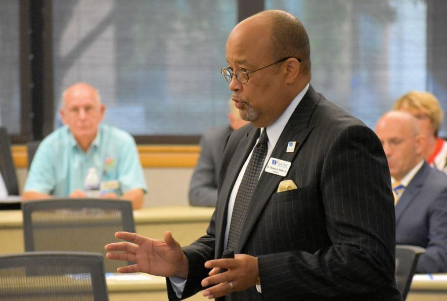 WCC's Walker To Lead Statewide Diversity & Equity Effort