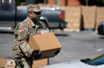 N.C. National Guard Winds Down Its COVID-19 Relief Efforts