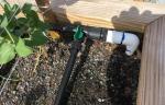 Smart Watering In The Garden