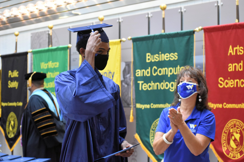 WCC's Turn the Tassel Celebration Provides Safe Graduation Alternative