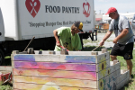 Potters Baseball Lends A Helping Hand (PHOTO GALLERY)