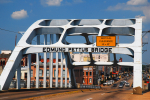 Goldsboro Company Built Bridge Forever Linked To Civil Rights Leader