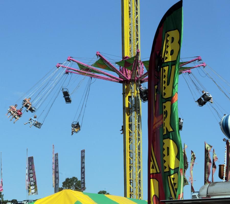 Wayne County Fair: Day 1 Schedule