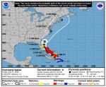 Isaias Upgraded To Hurricane, Heads Toward Bahamas