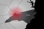 5.1-Magnitude Quake Hits N.C., Causes Minor Damage