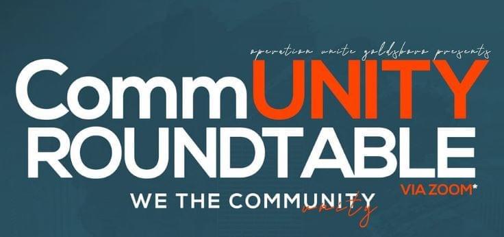 Virtual Community Roundtable Set For Thursday