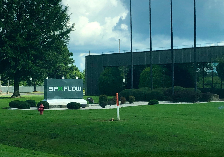 SPX FLOW Permanently Closing Goldsboro Facility