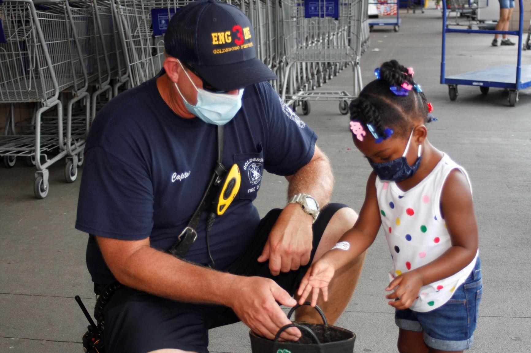 """Goldsboro Firefighters """"Fill The Boot"""" (PHOTO GALLERY)"""